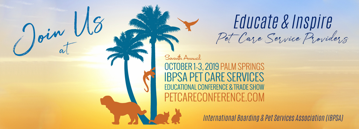 Image for the IBPSA Pet Care Services Educational Conference & Trade Show